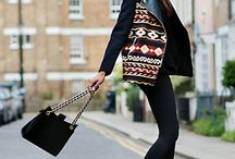 Fall/winter fashion / by Paige Ellerbrock