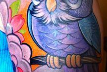 Tattoos / by Alejandra Gutierrez