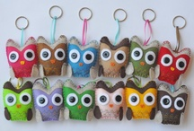 Sewing - Keychains