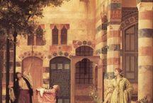 Lord Frederick, o mais famoso artista britânico do século XlX