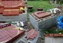 Building stove/oven
