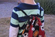 Sewing -- Backpacks