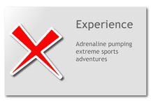 Experience Competitions / Experience Competitions