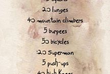 Workouts/health