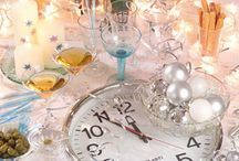 New Years Eve Party and Decoration Ideas / by New England Fine Living