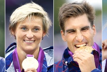 Czech medal Olympians - London 2012