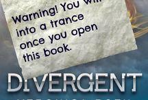 dιvergenт / Fav book series