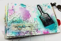Art Journaling - Tutorials