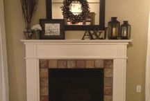 mantle decorating ideas