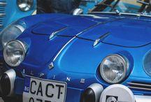 Renault Alpine A110 / Magic rally car