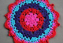 Crochet - Tablecloth / Crochet tablecloth