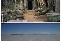 ruin romamtic