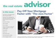The Real Estate Advisor Newsletter / The Real Estate Advisor Newsletter is published monthly, and back issues are available in our online archives.  You can also request a free email subscription to the Real Estate Advisor Newsletter and have it delivered to your inbox every month. There is no cost to subscribe, and you can cancel your subscription at any time. Sign up for your free subscription now. / by South Surrey / White Rock Real Estate