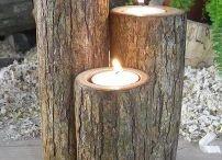Bastel-Ideen mit Holz