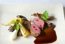 料理 / Cuisine & Wine TARO KOMIYA の料理です。