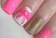 Nail art  / by Allison Losee-Yarbrough