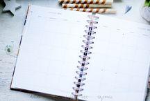 Planery, organizery, kalendarze