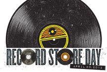 RSD2013 / Record Store Day 2013 - April 20th 2013. #rsd #rsd2013 #vinyl