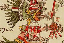Dioses Aztecas / Dioses aztecas