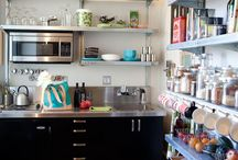 Kitchen / Kitchen inspiration, ideas and useful tidbits of information