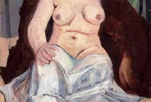 Casorati Felice / Storia dell'arte Pittura  20° sec. Felice Casorati 1883-1963