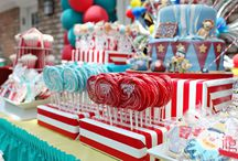 Party Ideas / by Theresa Cline-Klepac