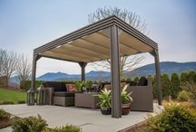 Gazebos / Open air, semi enclosed and fully enclosed gazebos! All kinds.