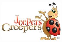 Jeepers Creepers Ground Covers / The Jeepers Creepers® brand features groundcover plants that you have grown for years and packages them to sell