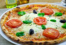 Pizza / Diverse sortimente de pizza