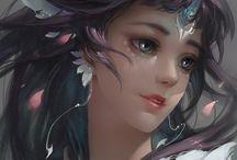 Asi'art / Toutes les recherches ici proviennent de l'Asie, un gros coup de coeur pour ma part (tellement fan) !
