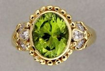 Peridot Gems! / by Peter Suchy Jewelers