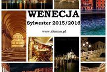 Sylwester 2015 / 2016! / Pomysły na super Sylwester! www.aleman.pl