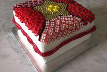 Christmas Cakes / Baking