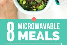 Microwavable meals