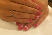 nails art by Ann