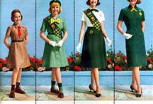 Girl Scouts / by Donnetta Andrews