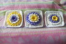 square crochet&knitting