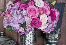 Arranjos de Flores/Flower Arrangement / by Valesca Tonello