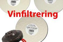 Wine Filtration / Vinfiltrering
