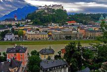 Salzburg - orașul cu un farmec nemăsurat / Oraşul favorizat de divinitate, orașul lui  Mozart