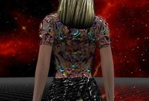 Woman's Lace T700