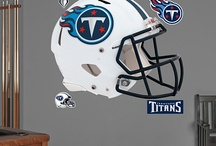 Tennessee Titans Room & (wo)Man Caves / Tennessee Titans Room & (wo)Man Caves -  Pictures, Ideas, & Fun Products / Merchandise