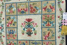 Applique quilts / by Irene O'Bryan