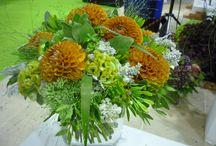 virágkötés, dekoráció / Jelentkezz virágkötő tanfolyamunkra! http://kertlap.hu/ismeretterjeszto-kertesz-tanfolyamok/viragkoto-tanfolyam/