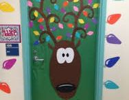 Door decorations / by Sherie Smith