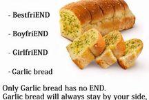 Garlic bread / Garlic bread