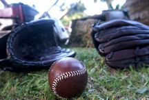 Designer Vintage Leather Baseball | The MVP / Designer vintage inspired baseball glove individually hand-crafted using the finest 100% genuine leather by The Modest Vintage Player.