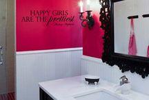 bathroom / by Faith Buxton