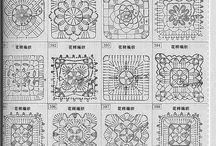 örgü motifleri