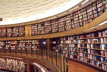 Úžasné knihovny